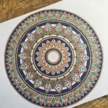 Mandala, Zentangle, Zendala, Zen, art, mersea, colchester, essex, illustrator, illustration, artist, tattoo, design, designer, mersea island,